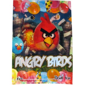 Angry Birds Loot Bags (Pack of 10)