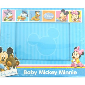 Mickey Mouse Photo Frame - Blue