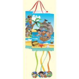 Pirate Party Pinata / Khoi Bag