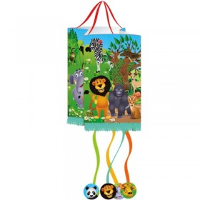 Jungle Pinata/ Khoi Bag