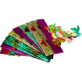 Christmas Party Clowns Crowns - Pack of 10