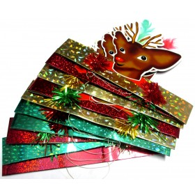 Jungle Party Crowns - Pack of 10