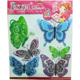 Stylish Butterflies Wall Decor