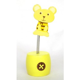 Cute Tiger Clip Stand With Sharpener