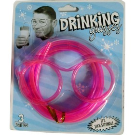 Silly Drinking Straws (See Your Drink)