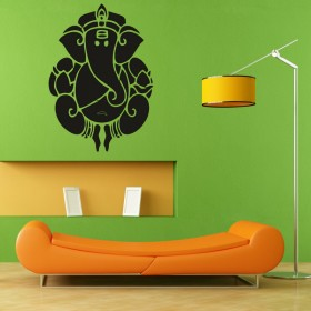Ganesha Wall Decals/ Wall Stickers