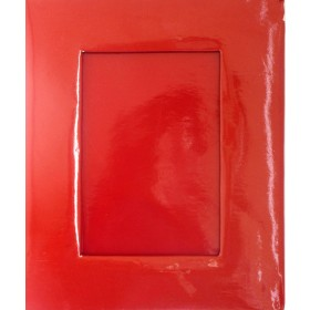 Solid Color Party Photo Frame - Red