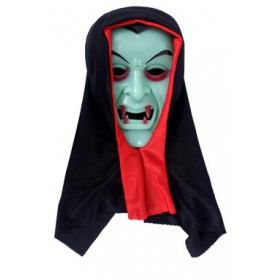 Glow In The Dark Vampire Mask