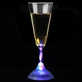 LED Champagne Glasses (Pack Of 2)