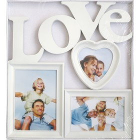 """Love"" Valentine Memory Picture Frame"