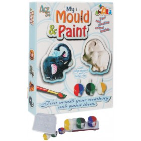 Mould & Paint Game