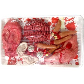 Meat Market - Pack featuring Grisly Array of Body Parts