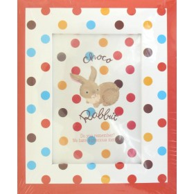 Polka Dots Party Photo Frame