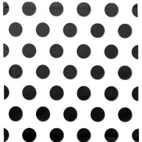 Polka Dot Beverage Napkins (16)