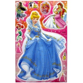 Princess Wall Stickers ( Design-1)