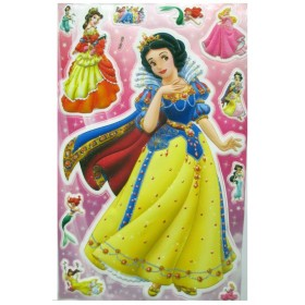 Princess Wall Stickers ( Design-2)