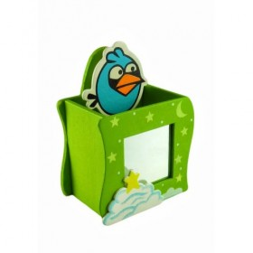 Angry Bird Pencil Holder