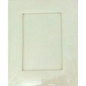 Solid Color Photo Frame - Off White