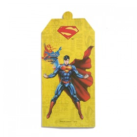 Superman Party Invitation Cards (Pack Of 10)