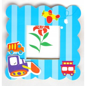 Travelling  Kids Photo Frame