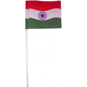 Indian Flag (Small) - Pack Of 10