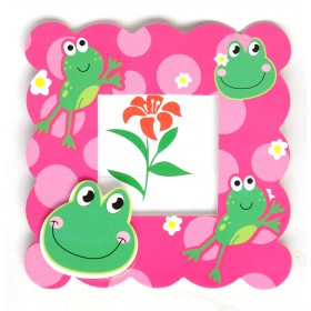 Cute Toads Kids Photo Frame
