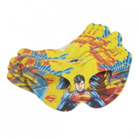 Superman Eye Mask (Pack Of 10)