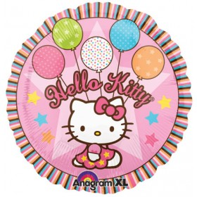 Hello Kitty Foil Balloon - 18""