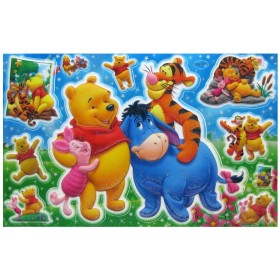 Winnie & Friends Wall Stickers