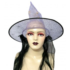 Witch Hat With Hair