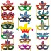 Photo Props Mask - Set of 15